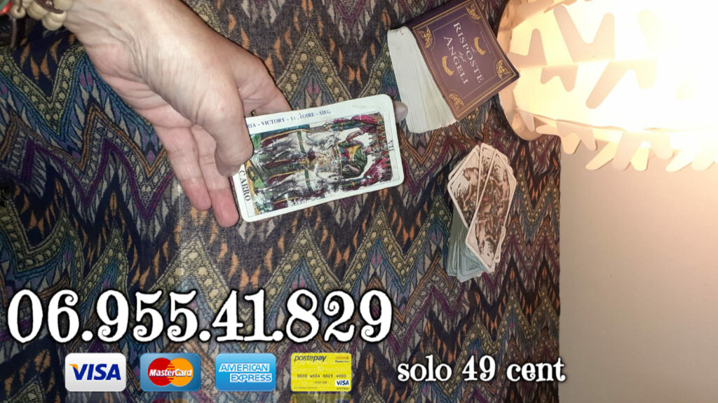 cartomanzia al telefono carta credito